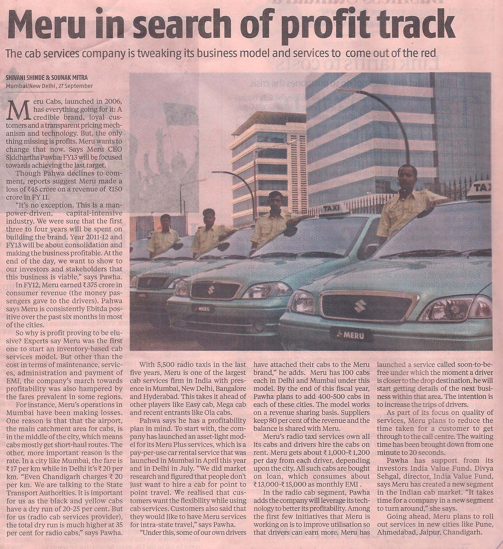 Business Standard 28th Sep 12 Pg 12.jpg