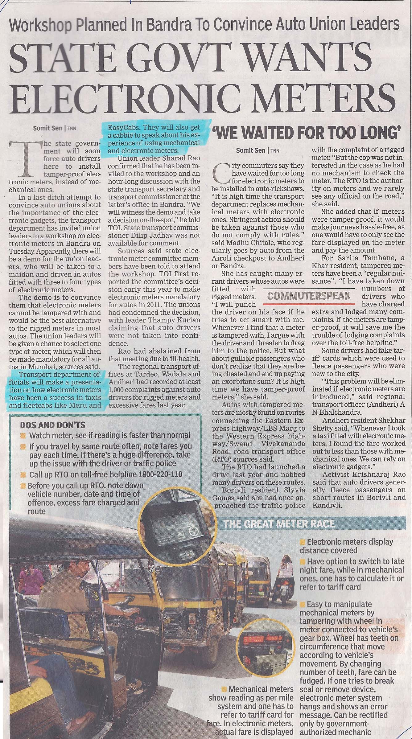 The Times of India, 23rd April 11, P-7.jpg