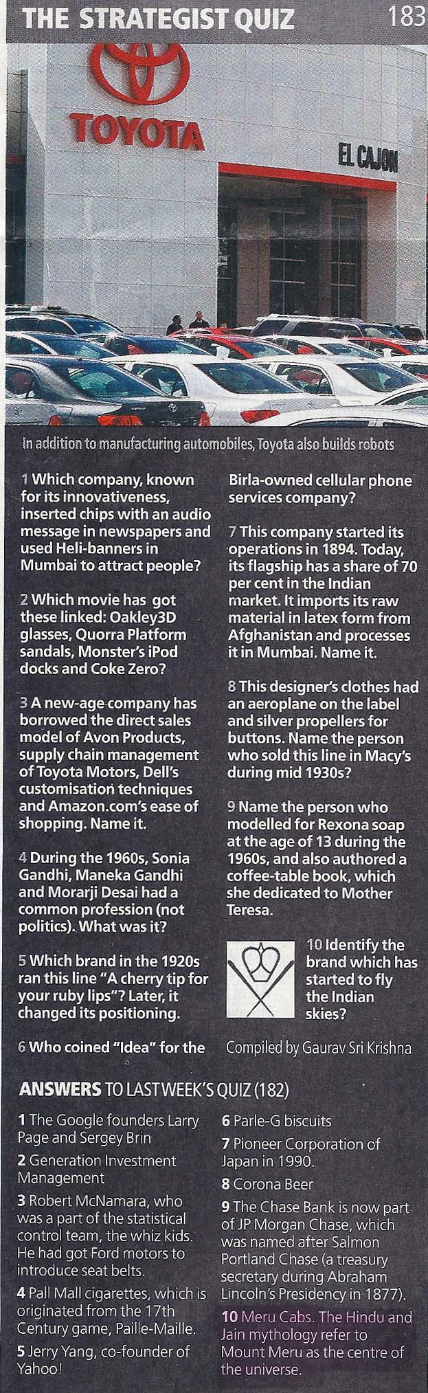 Business Standard, 10th Jan 10, P-2.jpg